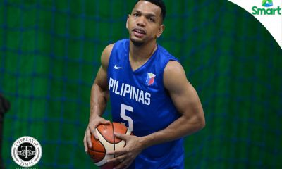 Tiebreaker Times SMART Gilas resumes preparations for Asian Qualifiers 2019 FIBA World Cup Qualifiers Basketball Gilas Pilipinas News  Troy Rosario Roger Pogoy Raymond Almazan Matthew Wright Mac Belo Kiefer Ravena Kevin Alas June Mar Fajardo Jayson Castro Gabe Norwood Chot Reyes Carl Bryan Cruz Calvin Abueva Allein Maliksi 2019 FIBA World Cup Qualifiers Group B