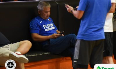 Tiebreaker Times Chot Reyes still looking at positives despite SMART Gilas being bitten by injury bug 2019 FIBA World Cup Qualifiers Basketball Gilas Pilipinas News  Chot Reyes 2019 FIBA World Cup Qualifiers Group B