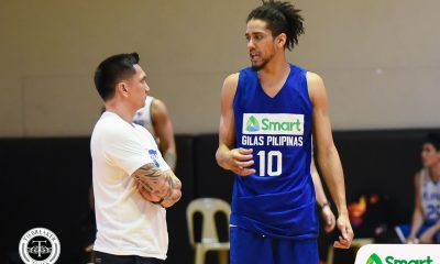 Tiebreaker Times Caloy Garcia firmly believes Gabe Norwood is destined to coach Basketball News PBA  Rain or Shine Elasto Painters PBA Season 45 Gabe Norwood Caloy Garcia