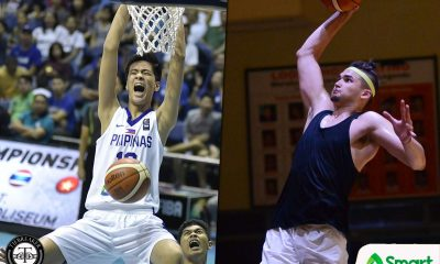 Tiebreaker Times Kai Sotto should hone skills in US, says Kobe Paras ADMU Basketball News UAAP  UAAP Season 80 Kobe Paras Kai Sotto