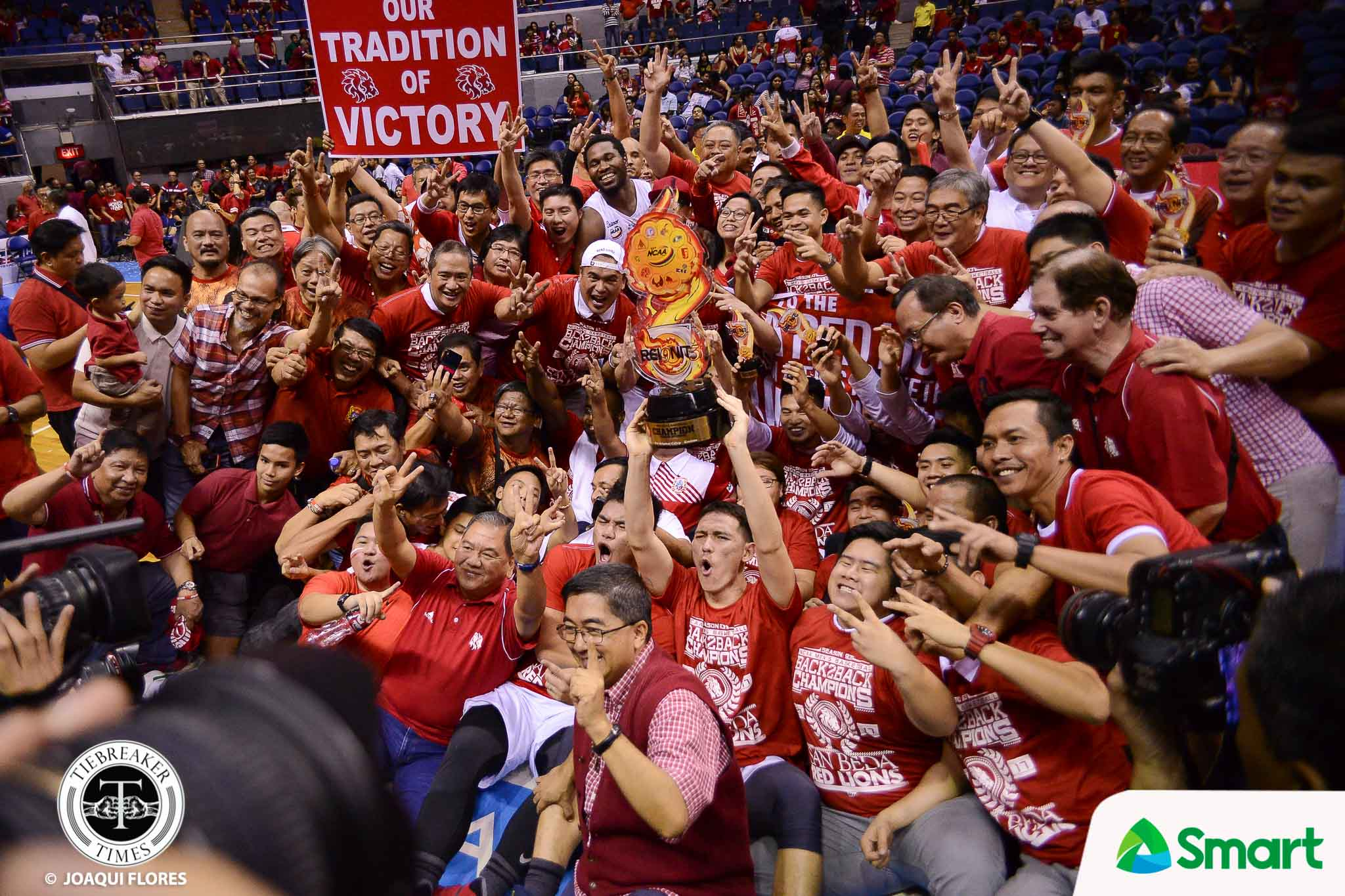 Philippine Sports News - Tiebreaker Times San Beda reloads for upcoming campaign and the future Basketball NCAA News SBC  Sean Garcia San Beda Seniors Basketball Peter Alfaro NCAA Season 94 Seniors Basketball NCAA Season 94 Jude Roque Joshua Tagala Jason Canlas Evan Nelle Damie Cuntapay Carlo Obenza Alex Visser