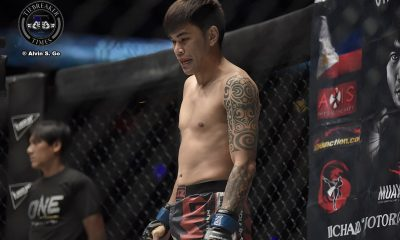 Tiebreaker Times Five Filipinos set to compete in ONE: Iron Will Mixed Martial Arts News ONE Championship  Robin Catalan Richard Corminal ONE: Iron Will Kaji Ebin Jeremy Miado Angelie Sabnal