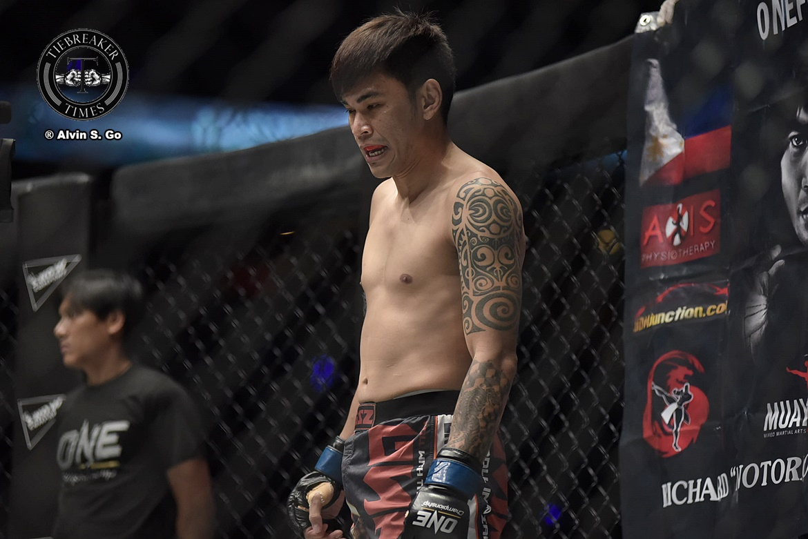 Philippine Sports News - Tiebreaker Times Five Filipinos set to compete in ONE: Iron Will Mixed Martial Arts News ONE Championship  Robin Catalan Richard Corminal ONE: Iron Will Kaji Ebin Jeremy Miado Angelie Sabnal