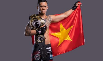 Tiebreaker Times Double champion-seeking Martin Nguyen looks to continue inspiring Vietnam Mixed Martial Arts News ONE Championship  ONE: Legends of the World Martin Nguyen