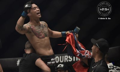 Tiebreaker Times Martin Nguyen to defend ONE Featherweight crown in Dawn of Heroes Mixed Martial Arts News ONE Championship  Yushin Okami Sunoto ONE: Dawn of Heroes Muhammad Aiman Martin Nguyen Koyomi Matsushima James Nakashima
