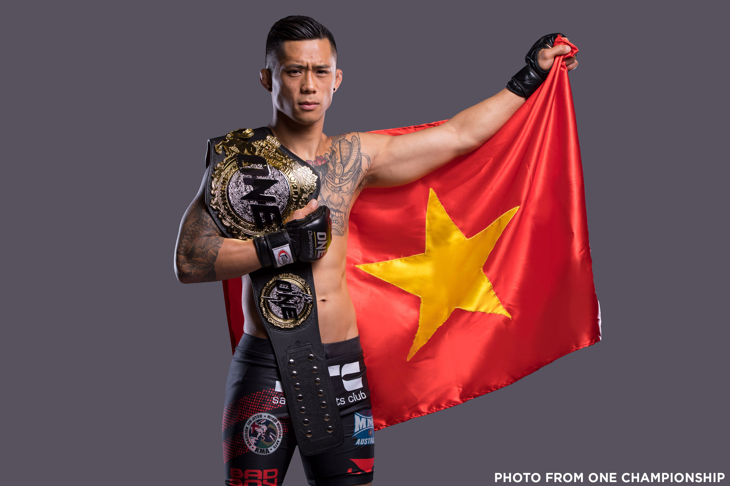 Philippine Sports News - Tiebreaker Times Double champion-seeking Martin Nguyen looks to continue inspiring Vietnam Mixed Martial Arts News ONE Championship  ONE: Legends of the World Martin Nguyen