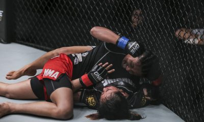 Tiebreaker Times Jomary Torres continues winning ways; 3 Filipinos stopped in Yangon Mixed Martial Arts News ONE Championship  ONE: Hero's Dream Jomary Torres Jeremy Miado Eugene Toquero Burn Soriano