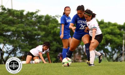 Tiebreaker Times PFFWL Roundup: Battle of Katipunan ends in another stalemate Football News PFF Women's League  Younghusband Football Academy FC UST Women's Football UP Women's Football Stephen Permanes Shelah Mae Cadag OutKast FC Nathalie Absalon MJ Indac Katilyn Dabalos John Paul Merida Jean Chea Hiraya FC Green Archers United FC Fuego Espanya FC Cam Rodriguez Ateneo Women's Football Alisha Del Campo Aiza Mondero 2016 PFF Women's League