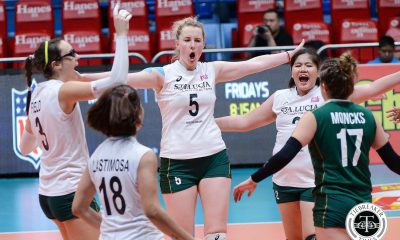 Tiebreaker Times Sta. Lucia comes to life late, rallies past Cocolife News PSL Volleyball  Taylor Milton Tai Manu-Olevao Sta. Lucia Lady Realtors MJ Phillips Marisa Field Kungfu Reyes Kristen Moncks Jerry Yee Djanel Cheng Cocolife Asset Managers Chooks-to-Go Bohdana Anisova 2017 PSL Season 2017 PSL Grand Prix