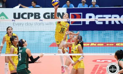 Tiebreaker Times Spotless F2 Logistics continues to shine against Cocolife News PSL Volleyball  Taylor Milton Shar Manu-Olevao Ramil De Jesus Maria Jose Perez Kungfu Reyes Kim Fajardo Kennedy Bryan F2 Logistics Cargo Movers Dawn Macandili Cocolife Asset Managers Chooks-to-Go 2017 PSL Grand Prix