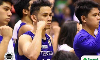 Tiebreaker Times Nieto twins make stand: 'We'll fight and we'll get that on Sunday' ADMU Basketball News UAAP  UAAP Season 80 Men's Basketball UAAP Season 80 Mike Nieto Matt Nieto Ateneo Men' Basketball