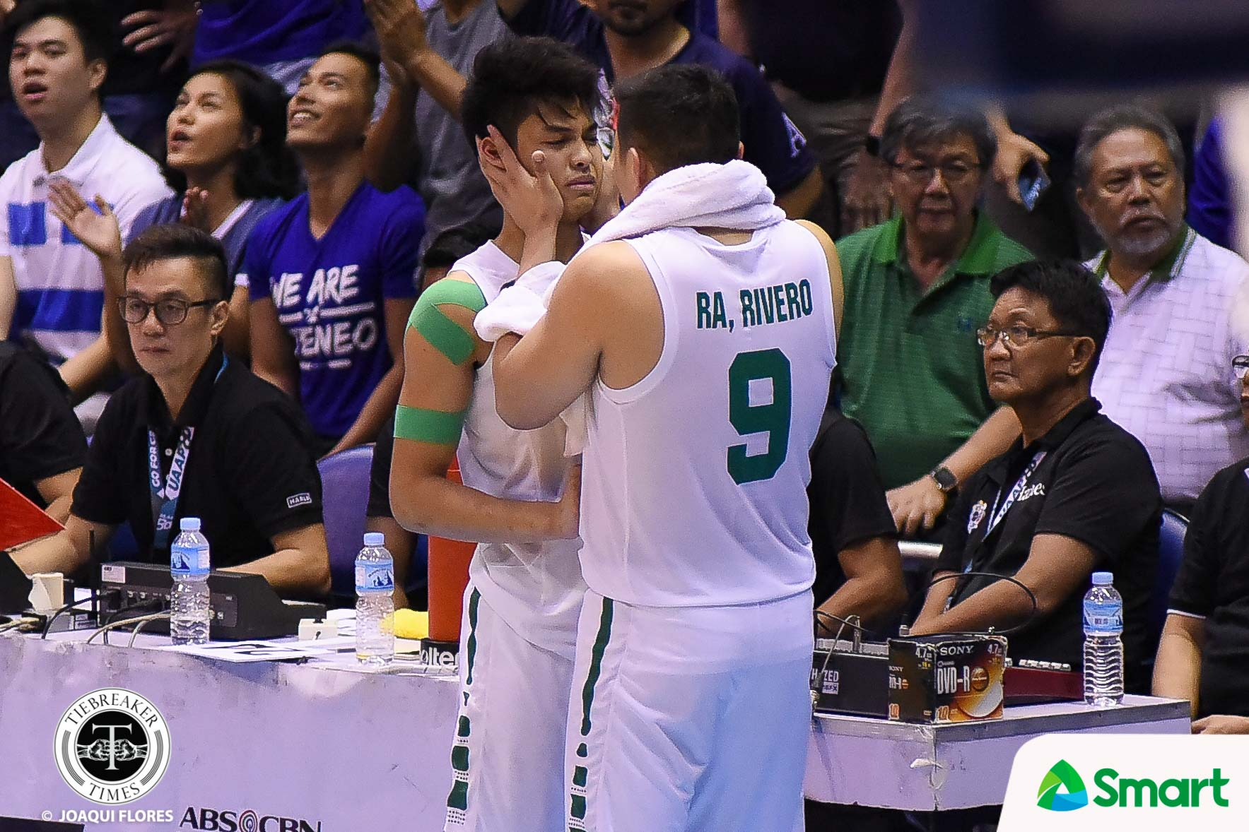 Tiebreaker Times SOURCES: Rivero brothers out of Green Archers Basketball DLSU News UAAP  UAAP Season 80 Men's Basketball UAAP Season 80 Ricci Rivero Prince Rivero DLSU Men's Basketball Brent Paraiso