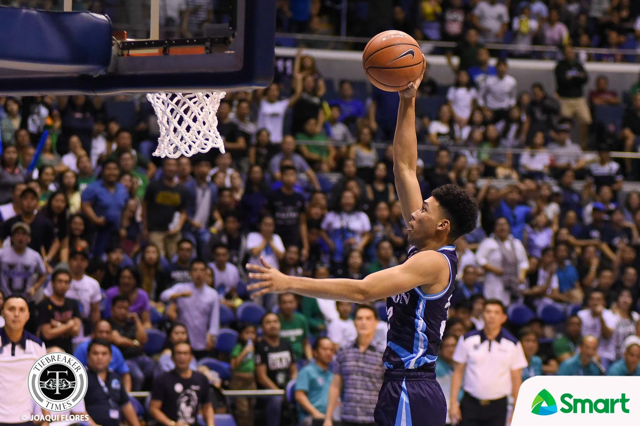 Philippine Sports News - Tiebreaker Times Rebo Saguisag sheds light on UAAP investigation of La Salle-Adamson tiff AdU Basketball DLSU News UAAP  UAAP Season 80 Men's Basketball UAAP Season 80 Rebo Saguisag DLSU Men's Basketball Adamson Men's Basketball