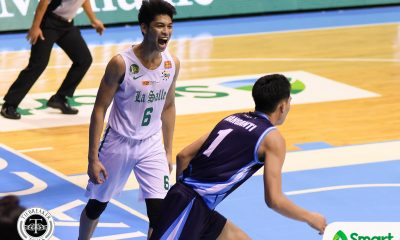Tiebreaker Times Rivero brothers, Brent Paraiso ask 'leave of absence' from La Salle Basketball DLSU News UAAP  UAAP Season 80 Men's Basketball UAAP Season 80 Ricci Rivero Prince Rivero DLSU Men's Basketball Brent Paraiso