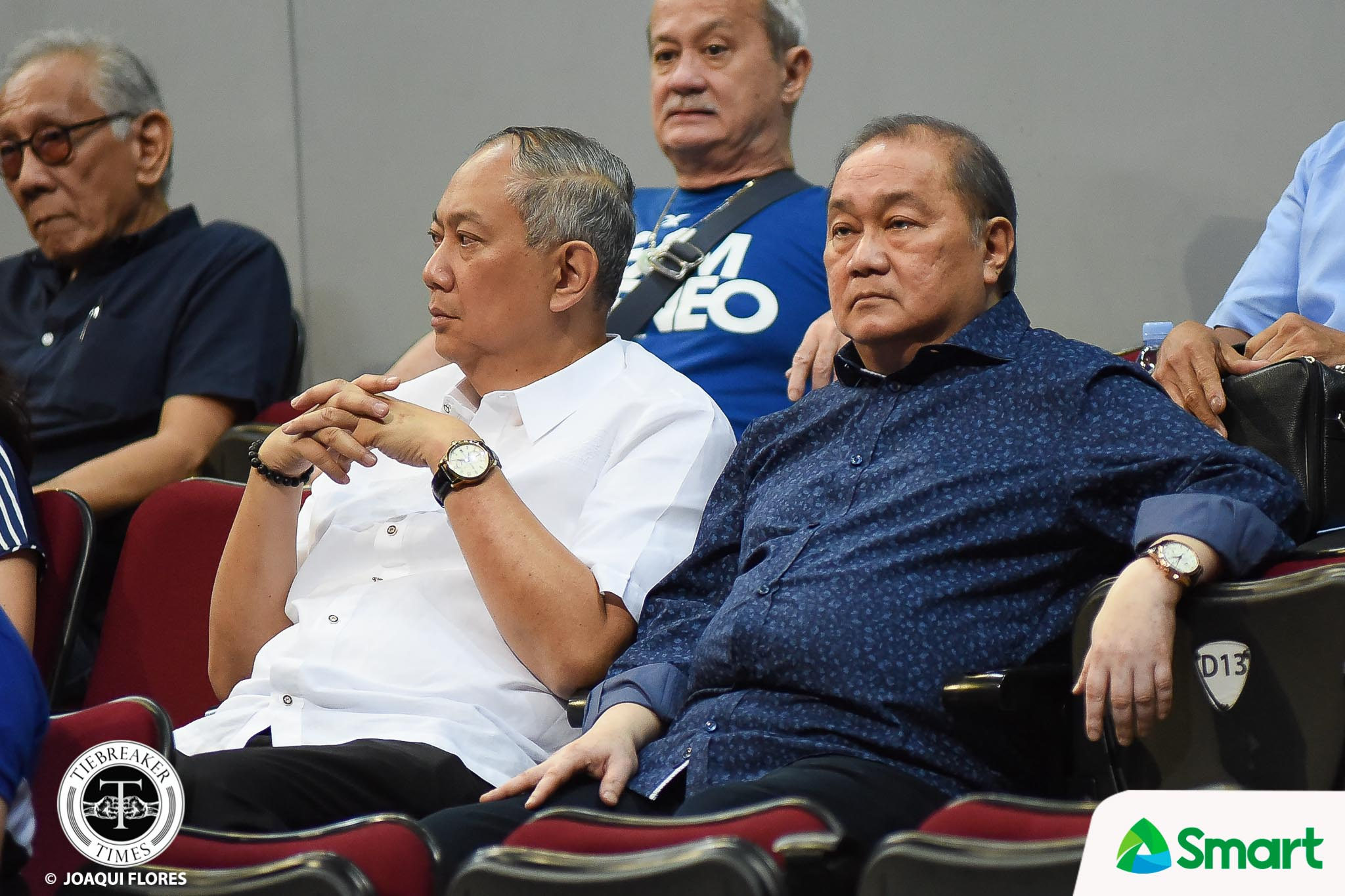 Philippine Sports News - Tiebreaker Times MVP elated with SMART Gilas' 2-0 start, but remains wary of Australia 2019 FIBA World Cup Qualifiers Basketball Gilas Pilipinas News  SMART Communications Manny V. Pangilinan 2019 FIBA World Cup Qualifiers Group B
