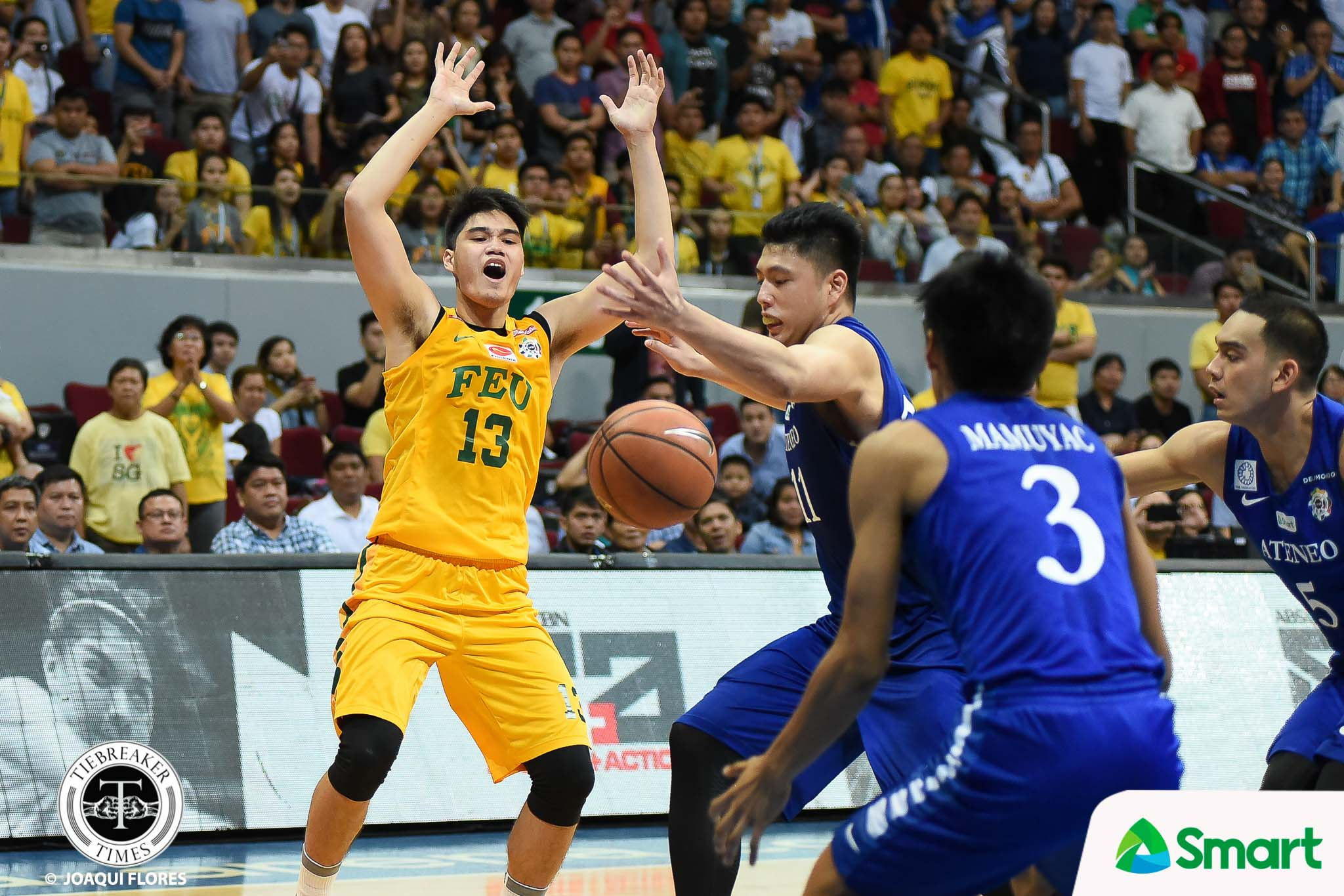 Tiebreaker Times Arvin Tolentino exorcises ghost of Season 80: 'Never again, never again' Basketball FEU News UAAP  UAAP Season 81 Men's Basketball UAAP Season 81 FEU Men's Basketball Arvin Tolentino