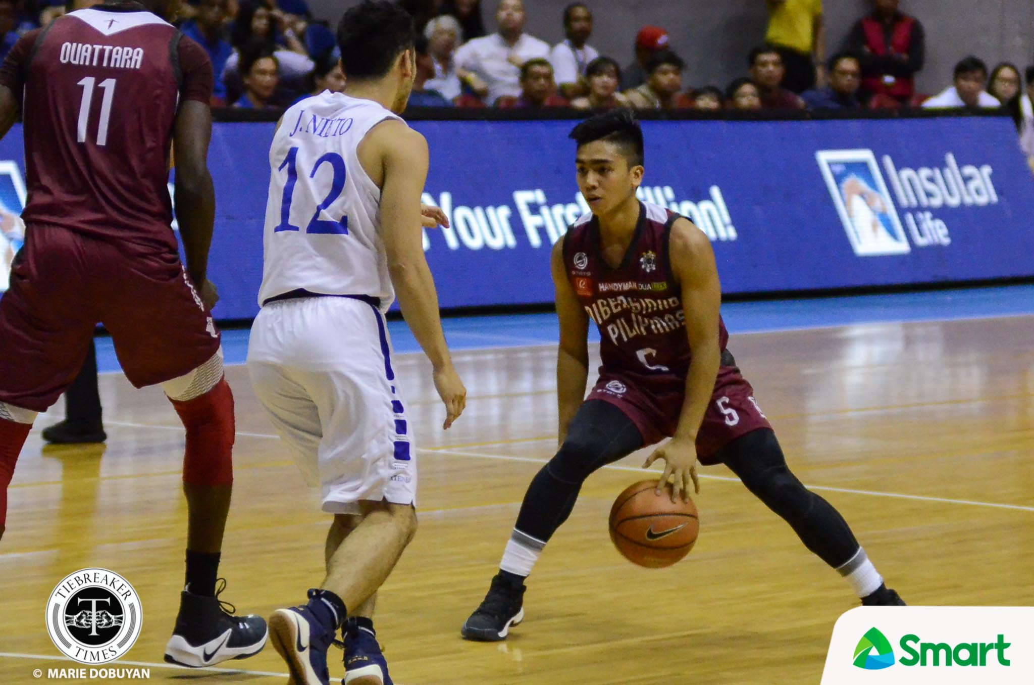 UAAP-80-Mens-Basketball-ADMU-UP-Dario-4211 UP interested in Jr. Maroons seniors, but Perasol says they have to compete Basketball News UAAP UP  - philippine sports news