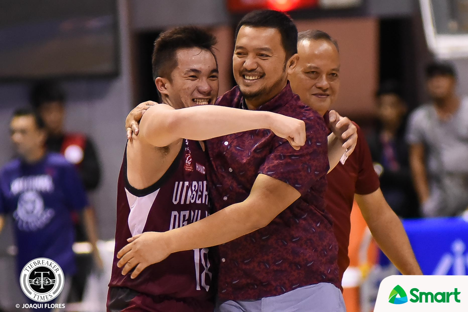Tiebreaker Times Paul Desiderio joins J-jay Alejandro in Go for Gold Basketball CSB News PBA D-League  Paul Desiderio Go-for-Gold Scratchers Charles Tiu 2018 PBA D-League Season 2018 PBA D-League Aspirants Cup