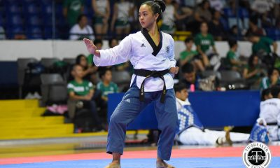 Tiebreaker Times Jocel Ninobla bags SEAG poomsae gold by a hairline 2019 SEA Games News Taekwondo  Jocel Lyn Ninobla 2019 SEA Games - Taekwondo 2019 SEA Games
