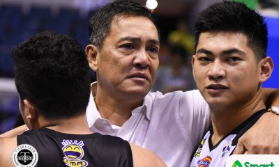 Tiebreaker Times Boy Sablan hopes for one more chance: 'It takes three years to rebuild' Basketball News UAAP UST  UST Men's Basketball UAAP Season 80 Men's Basketball UAAP Season 80 Boy Sablan