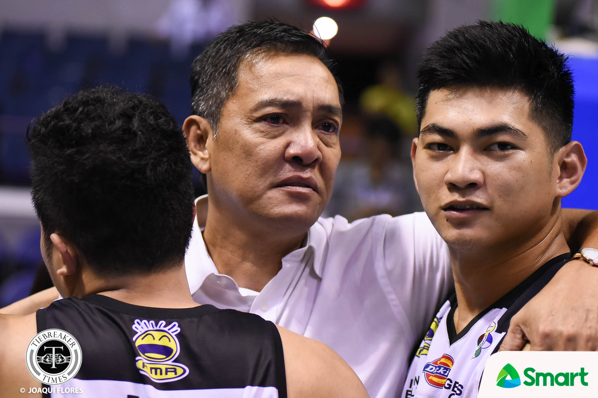 Philippine Sports News - Tiebreaker Times Boy Sablan hopes for one more chance: 'It takes three years to rebuild' Basketball News UAAP UST  UST Men's Basketball UAAP Season 80 Men's Basketball UAAP Season 80 Boy Sablan