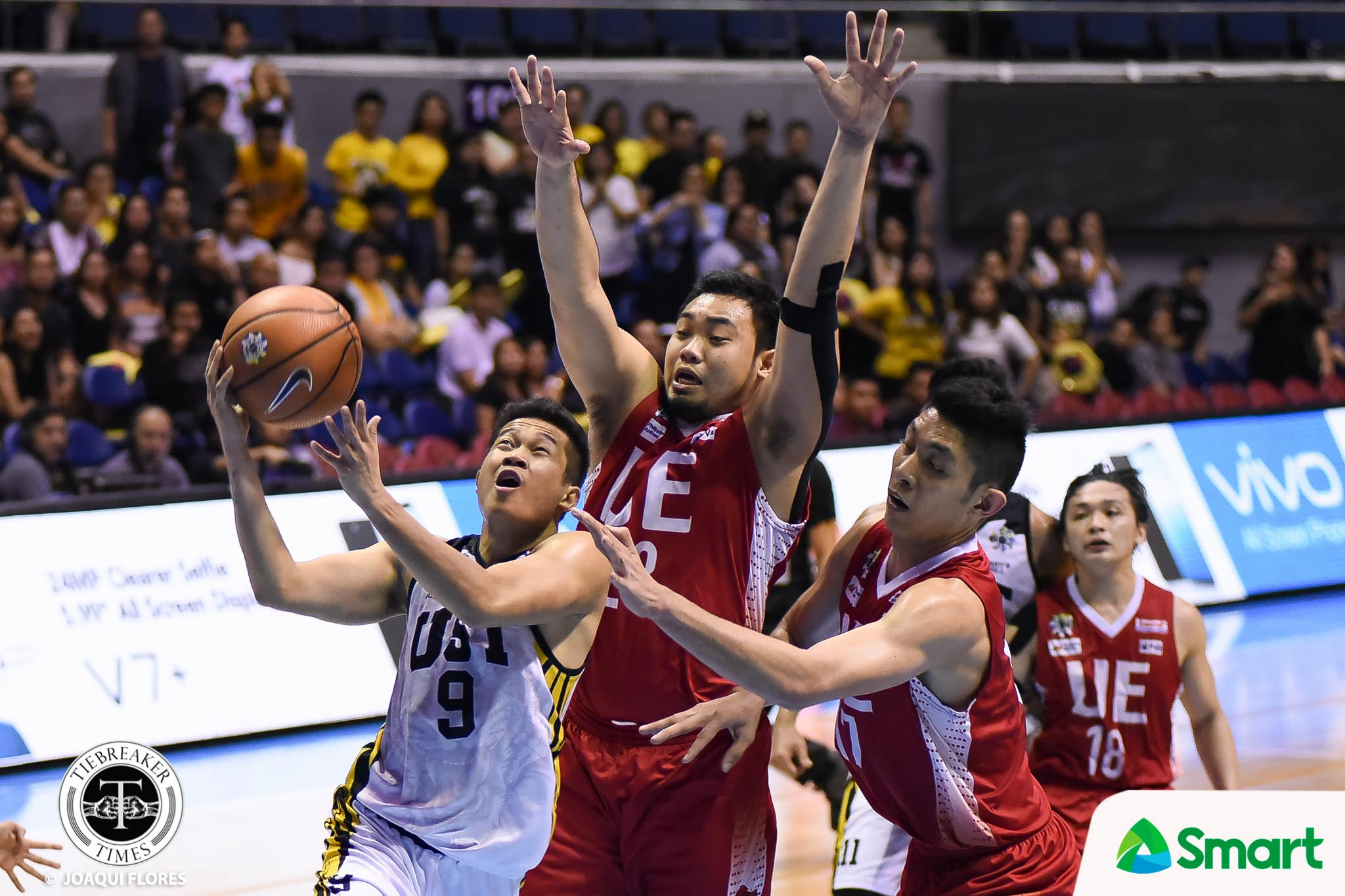 Philippine Sports News - Tiebreaker Times Alfrancis Chua willing to help out slumping Growling Tigers program News UAAP UST  UST Men's Basketball UAAP Season 80 Men's Basketball UAAP Season 80 Barangay Ginebra San Miguel Alfrancis Chua