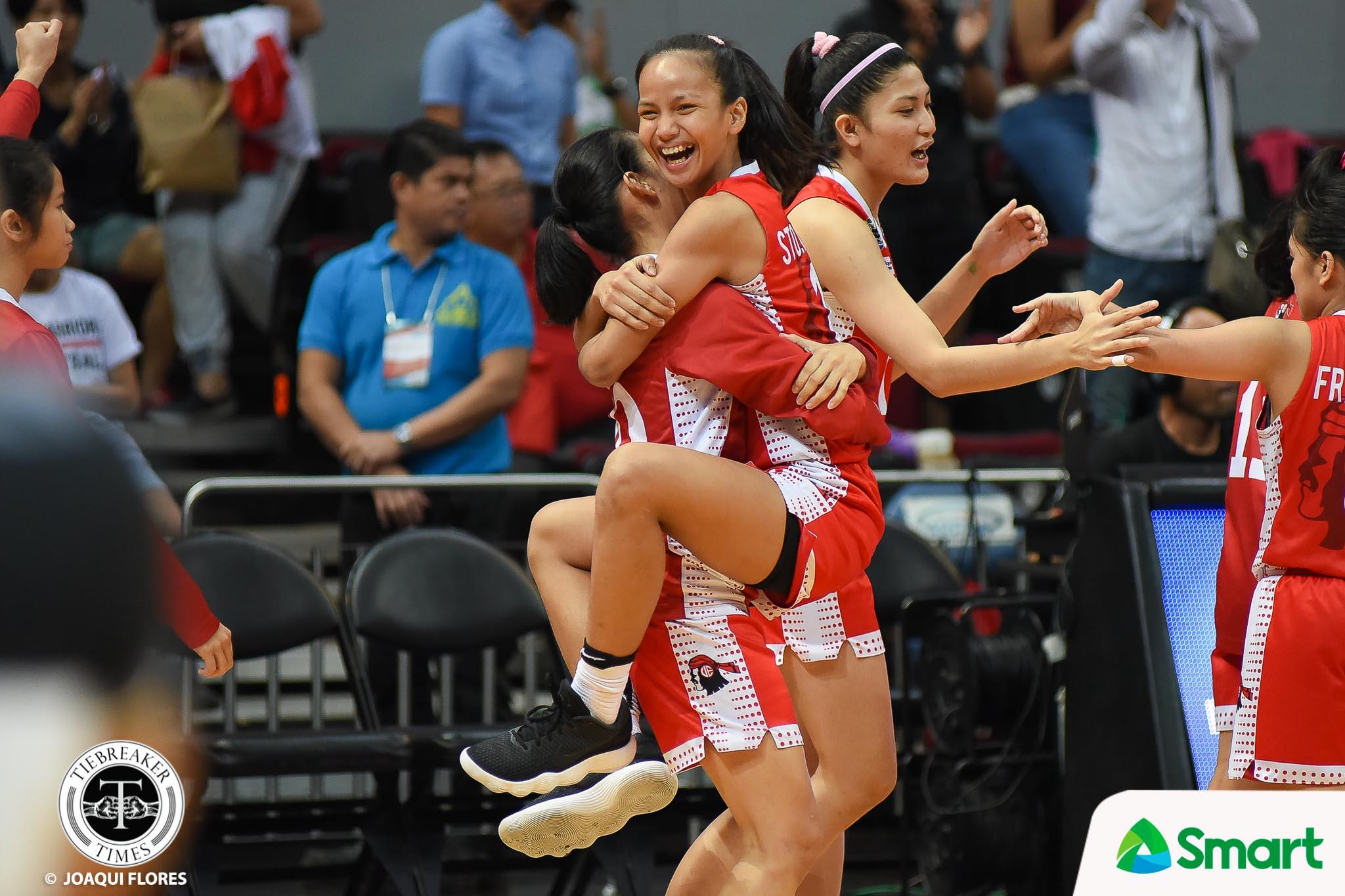 UAAP-80-UE-vs.-UST-Sto.-Domingo-9445 Graduating seniors, Aileen Lebornio laud valiant UE after Finals loss to NU Basketball News UAAP UE  - philippine sports news
