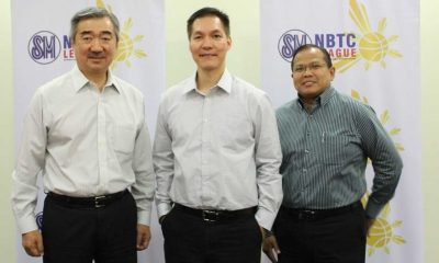 Tiebreaker Times Chot Reyes, Tab Baldwin key speakers in NBTC Coaches Convention Basketball News  Tab Baldwin Sonny Barrios Samahang Basketbol ng Pilipinas NBTC MVP Sports Foundation Eric Altamirano Chot Reyes