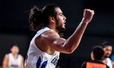 Tiebreaker Times Christian Standhardinger stars as Hong Kong conquers Chong Son in first meeting ABL Basketball News  Tyler Lamb Ryan Moss Mikh McKinney Marcus Elliott Lee Ki Justin Howard Hong Kong Eastern Long Lions Christian Standhardinger Chong Son Kung Fu Caelan Tiongson Anthony Tucker 2017-18 ABL Season