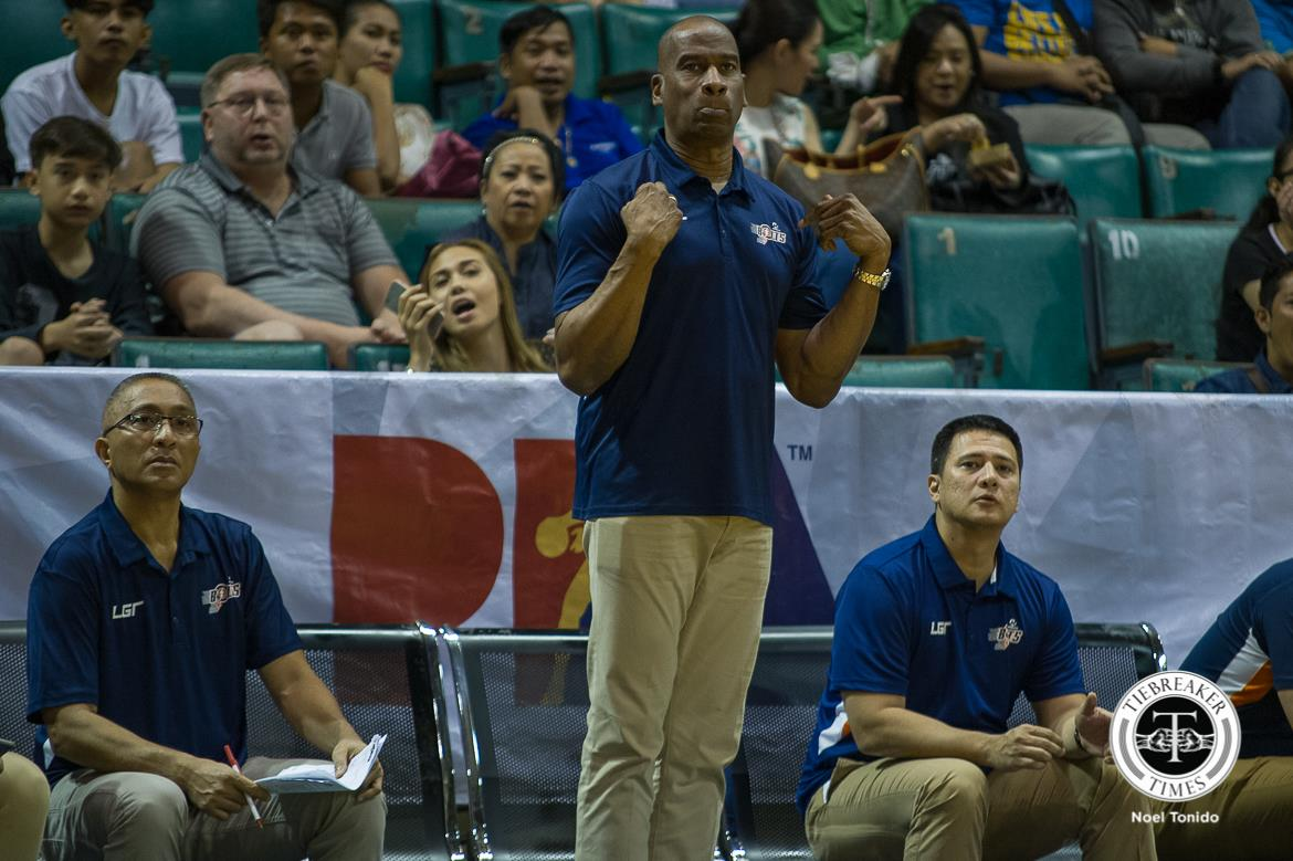 Tiebreaker Times Norman Black 'embarrassed' as fully-armed Meralco loses to all-local TNT Basketball News PBA  PBA Season 43 Norman Black Meralco Bolts 2018 PBA Governors Cup