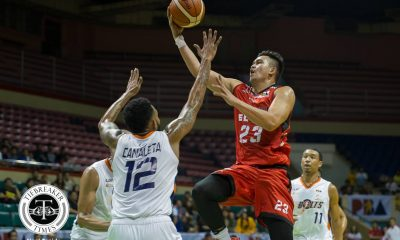Philippine Sports News - Tiebreaker Times Workhorse Raymar Jose admits being in awe of league veterans Basketball News PBA  Raymar Jose PBA Season 43 Blackwater Elite 2017-18 PBA Philippine Cup