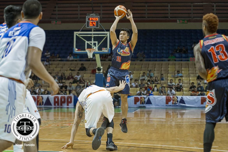 Philippine Sports News - Tiebreaker Times No holiday break for off James Yap Basketball News PBA  Rain or Shine Elasto Painters PBA Season 43 James Yap 2017-18 PBA Philippine Cup