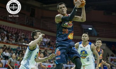 Tiebreaker Times Brighter days ahead for Raymond Almazan, Rain or Shine Basketball News PBA  Raymond Almazan Rain or Shine Elasto Painters PBA Season 43 Caloy Garcia 2018 PBA Governors Cup
