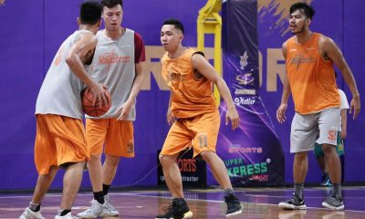 Tiebreaker Times Rudy Lingganay makes ABL return, joins CLS Knights ABL Basketball News  Rudy Lingganay CLS Knights 2017-18 ABL Season