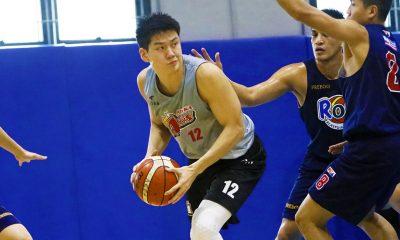 Tiebreaker Times Jeron Teng's adjustment with Alaska still early to gauge Basketball News PBA  PBA Season 43 Jeron Teng Alaska Aces 2017 PBA Pre-season