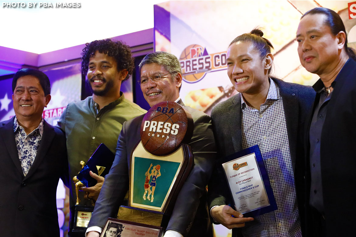 Philippine Sports News - Tiebreaker Times Leo Austria on third-straight Coach of the Year: 'I never thought I will become a successful coach' Basketball News PBA  PBA Season 42 PBA Press Corps Leo Austria