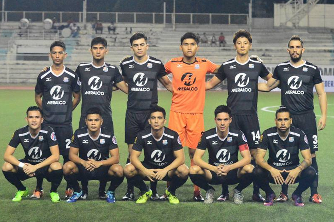 Tiebreaker Times Meralco turns lights off in PFL Football News PFL  FC Meralco Manila 2018 PSL Season