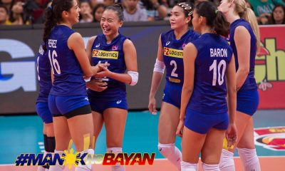Philippine Sports News - Tiebreaker Times Finals MVP again, Cha Cruz thankful for team's trust News PSL Volleyball  Ramil De Jesus F2 Logistics Cargo Movers Chooks-to-Go Cha Cruz 2017 PSL Season 2017 PSL Grand Prix