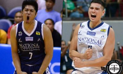 Tiebreaker Times Jjay Alejandro, Matt Salem join Go for Gold-Saint Benilde Basketball CSB News PBA D-League  Matt Salem J-Jay Alejandro Go for Gold-CSB Benilde Seniors Basketball 2018 PBA D-League Season 2018 PBA D-League Aspirants Cup