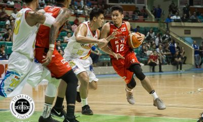 Philippine Sports News - Tiebreaker Times Blackwater elated to see Mac Belo regain his form Basketball News PBA  Roi Sumang Raymar Jose PBA Season 43 Mac Belo Leo Isaac JP Erram Blackwater Elite 2017-18 PBA Philippine Cup