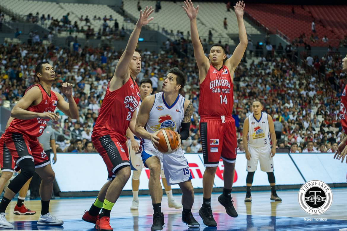 Philippine Sports News - Tiebreaker Times Marc Pingris grateful to Chito Victolero for fulfilling his Christmas wish Basketball News PBA  PBA Season 43 Marc Pingris Magnolia Hotshots Chito Victolero 2017-18 PBA Philippine Cup