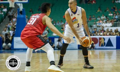 Tiebreaker Times Player of the Week Paul Lee relieved to deliver against young gun Kiefer Ravena Basketball News PBA  PBA Season 43 PBA Player of the Week Paul Lee Magnolia Hotshots 2017-18 PBA Philippine Cup