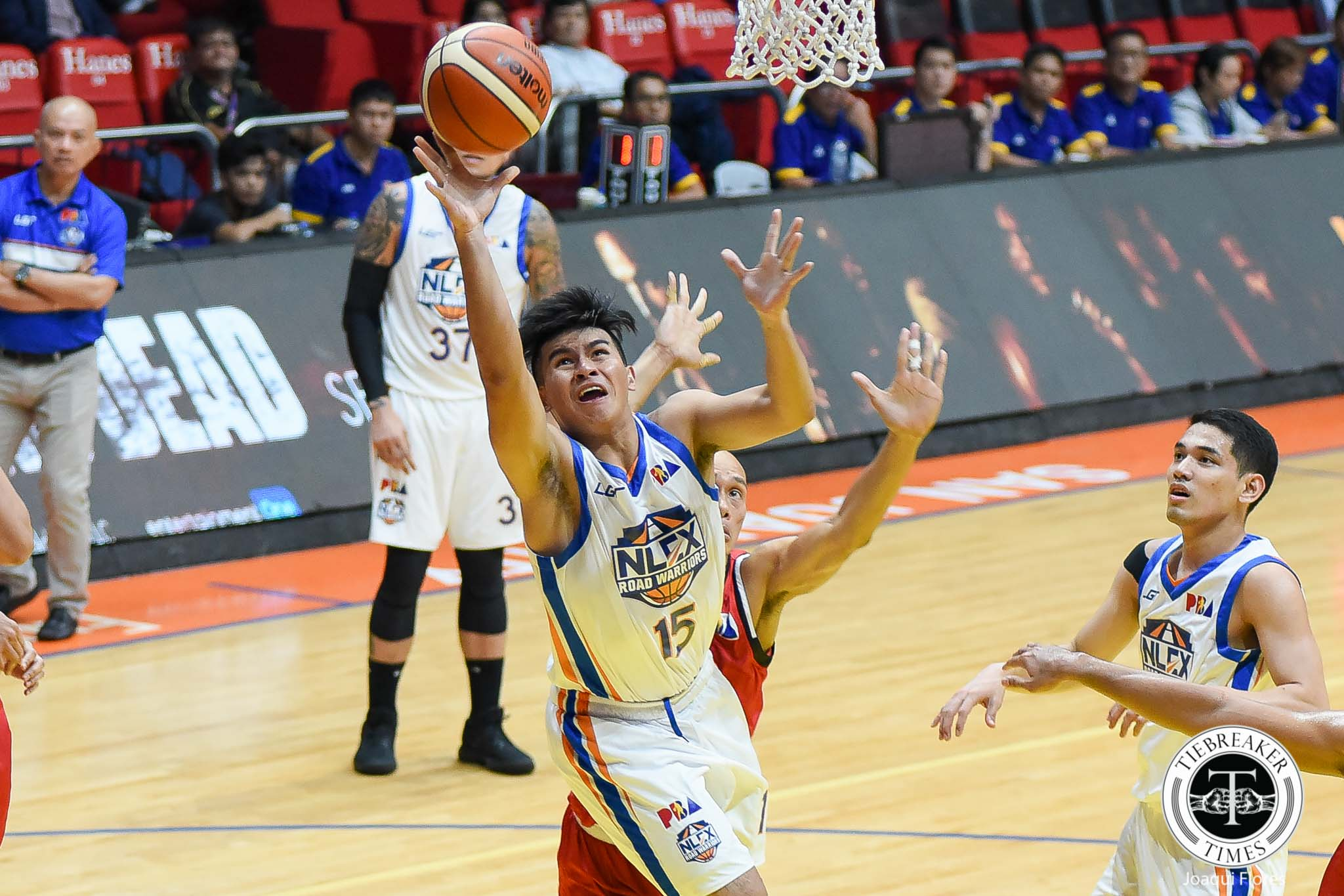 Philippine Sports News - Tiebreaker Times Kiefer Ravena draws high praise from Yeng Guiao: 'He's like Paul Lee and Willie Miller' Basketball News PBA  Yeng Guiao Willie Miller PBA Season 43 Paul Lee NLEX Road Warriors Kiefer Ravena 2017-18 PBA Philippine Cup