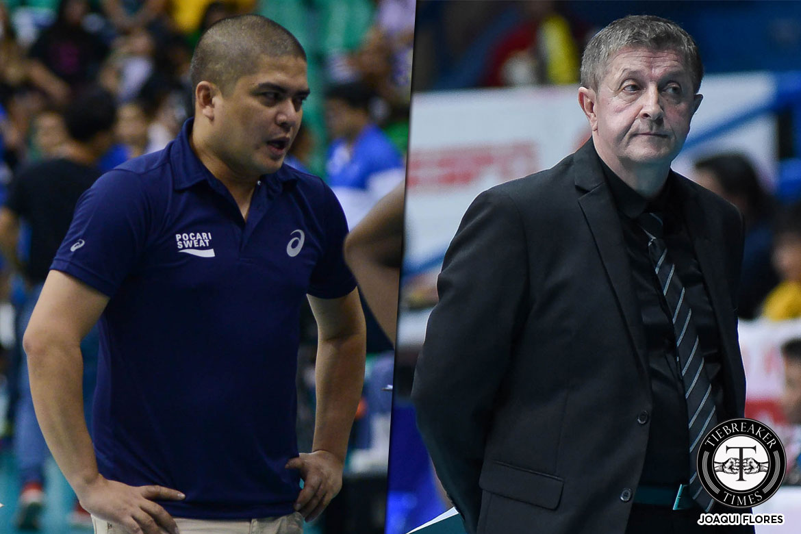 Tiebreaker Times Coaching carousel lands Moro Branislav in Cocolife, Rommel Abella in Foton News PSL Volleyball  Rommel Abella Moro Branislav Foton Tornadoes Cocolife Asset Managers 2018 PSL Season