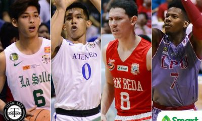 Philippine Sports News - Tiebreaker Times MVP thinking of reviving cadets program for 2023 World Cup Basketball Gilas Pilipinas News  Thirdy Ravena Robert Bolick Ricci Rivero Manny V. Pangilinan CJ Perez 2023 FIBA World Cup