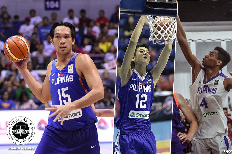 Tiebreaker Times JMF on mentoring Kai Sotto one day: 'Baka ako pa turuan niya e' Basketball Gilas Pilipinas News PBA  Kai Sotto June Mar Fajardo Gilas Pilipinas Men