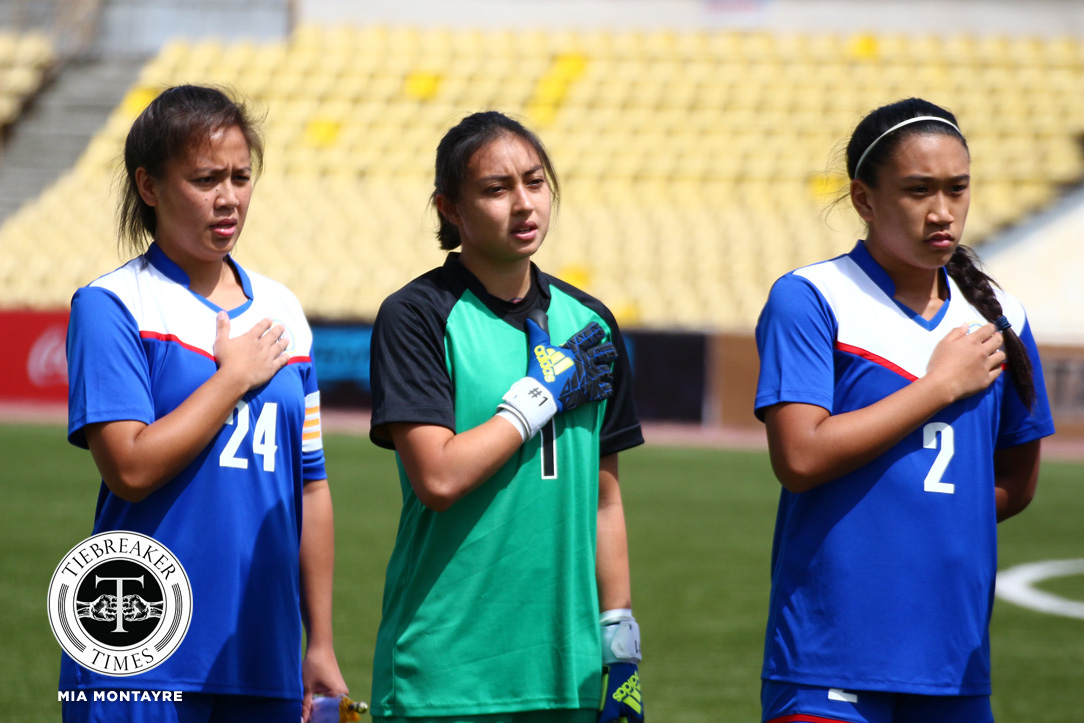 Tiebreaker Times Philippines grouped with China, Thailand in 2018 AFC Women's Asian Cup Football News Philippine Malditas  2018 AFC Women's Asian Cup