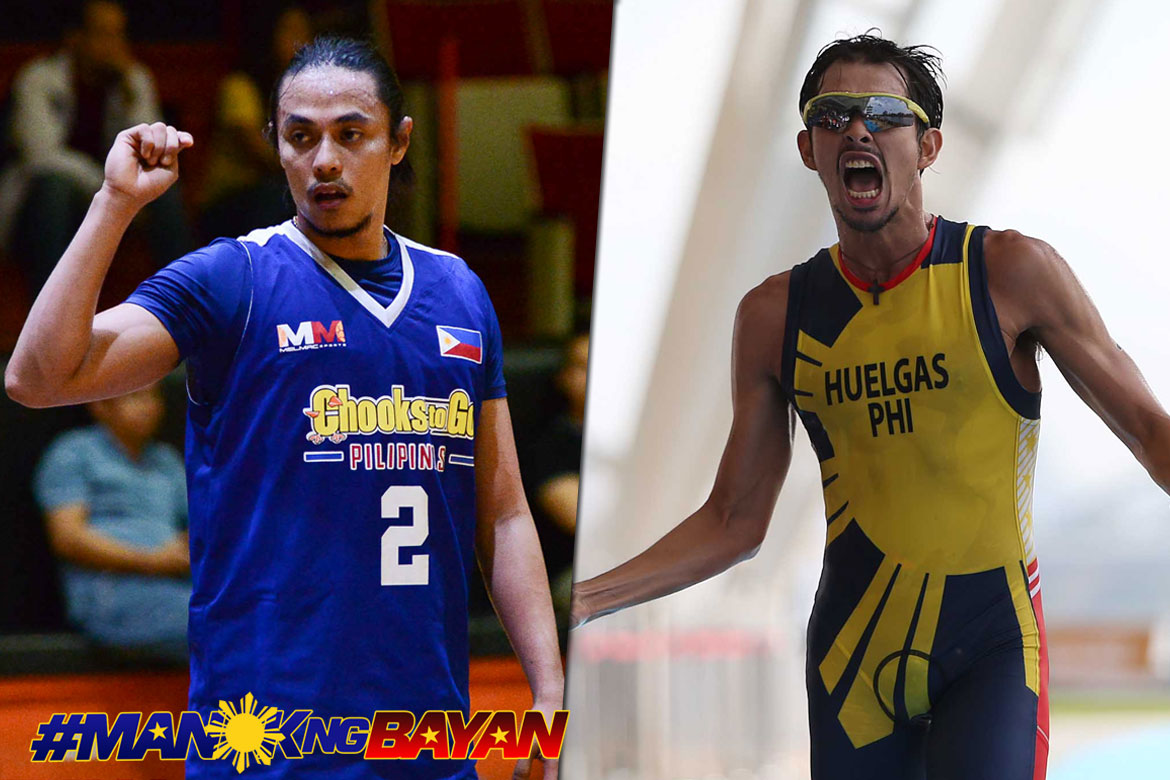 Philippine Sports News - Tiebreaker Times WATCH: Terrence Romeo, Nikko Huelgas compete for charity Branded Content  Terrence Romeo Nikko Huelgas Chooks-to-Go
