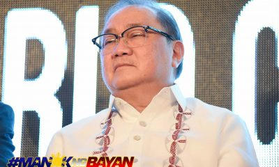 Tiebreaker Times Cost of hosting FIBA World Cup is 'expensive', says MVP Basketball Gilas Pilipinas News  Samahang Basketbol ng Pilipinas Peter Cayetano Chot Reyes Al Panlilio 2023 FIBA World Cup