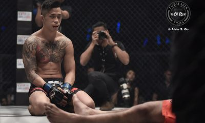 Tiebreaker Times VIDEOS: Martin Nguyen's KO of Eduard Folayang in Manila tops ONE Championship list Mixed Martial Arts News ONE Championship  Zebaztian Kadestam ONE: Legends of the World ONE: Kings of Destiny ONE: Dynasty of Heroes Martin Nguyen Honorio Banario Eduard Folayang